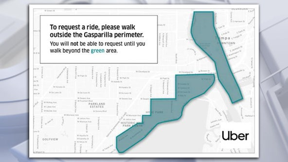 What to know about Uber and Lyft during Gasparilla