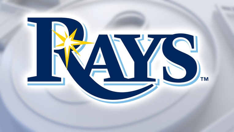 Tampa Bay Rays logo graphic