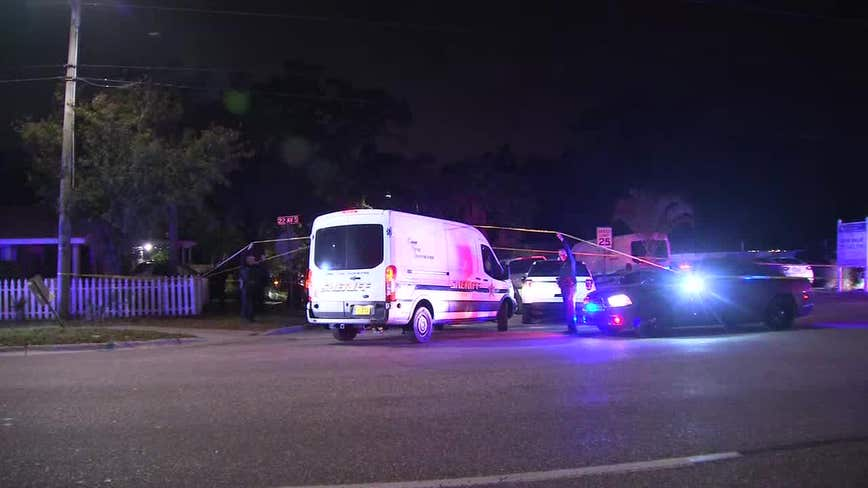 1 dead, 1 in custody after deputy-involved shooting
