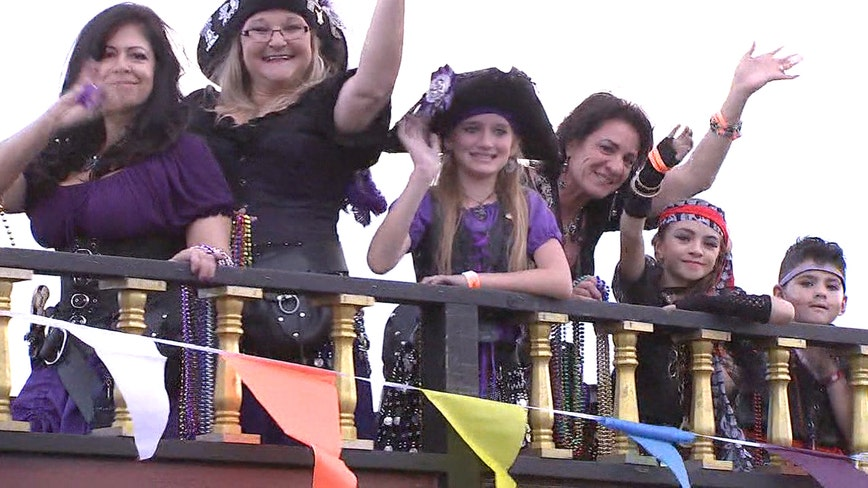 Your guide to the 2020 Gasparilla Children's Parade