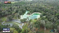 Drone Zone: Lithia Springs Park is Hillsborough's hidden gem