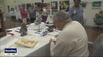Exhibit at Bay Pines VA hospital promotes healing with art