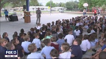 Azela Elementary students spread kindness with video