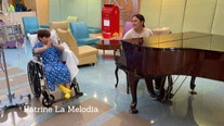 Musical talents of All Children's employee help patients heal through harmony