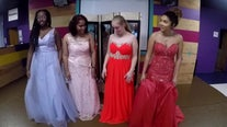 Gowns for Girls provides free prom dresses for students facing financial hardship