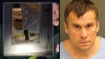 Suspected ax-wielding home intruder shot by Orange County deputy identified