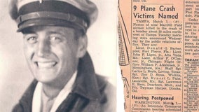 Remembering Tampa's forgotten WWII heroes, 76 years after B-17 crash