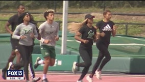 USF pentathlete breaks new barrier with the Bulls