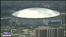 Tampa mayor meets with Rays to discuss team's future