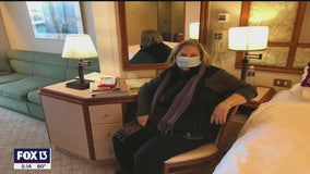 Citrus County couple remains in quarantine on cruise ship due to coronavirus cases on board