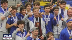 Jesuit hoping dual wrestling state title leads to more