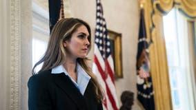 Hope Hicks returning to White House