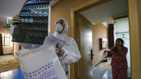 Reports: Chinese officials report 14,000 new cases of novel coronavirus