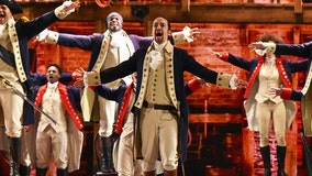 Filmed performance of Hamilton with original Broadway cast coming to the big screen in 2021