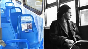 HART will reserve one seat on each bus in memory of Rosa Parks for Black History Month