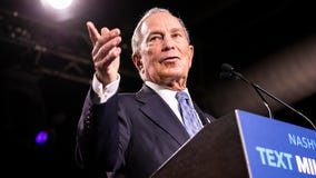 Mike Bloomberg qualifies for Wednesday's debate, facing Democratic rivals for 1st time