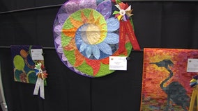 Quilters' Guild kicks off the 'Eye of the Quilter Show' this weekend