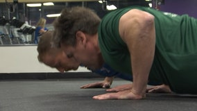 Push-ups can benefit your heart health