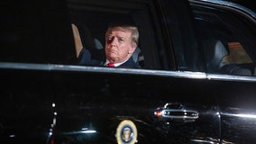 Trump's Daytona 500 appearance may include lap in presidential limo