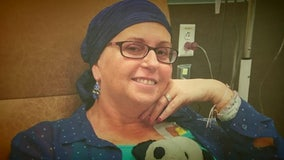 Breast cancer survivor provides comfort to patients undergoing treatment