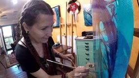St. Petersburg artist selected to promote U.S. cultural diplomacy in San Salvador
