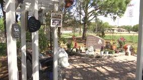 Family, friends seek help cleaning Carlie Brucia's memorial garden