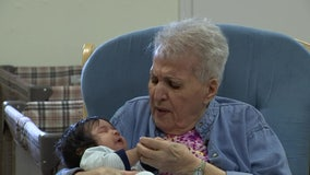 Sarasota senior uses love and kindness to enhance the lives of infants