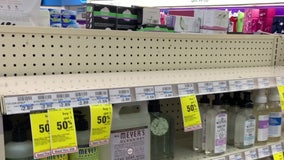 Tampa area stores running low on hand sanitizer as fears of coronavirus grow