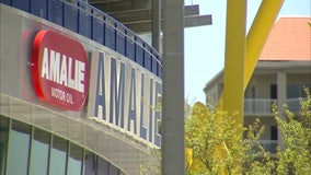 Amalie Arena to serve as early voting location