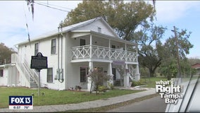 Bing Rooming House kept African American influence alive in Plant City
