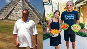 Couple says plant-based diet helped save husband's life