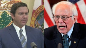 FL Gov. DeSantis blasts Sanders over Cuba comments