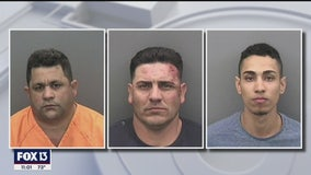 Multiple suspected fuel thieves arrested when deputies find hidden tanks, bogus credit cards