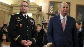 Trump fires two key impeachment witnesses - Alexander Vindman, Gordon Sondland