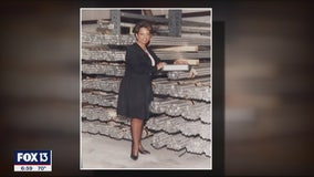 Woman-owned and operated company in Brooksville is a titan in raw metal distribution