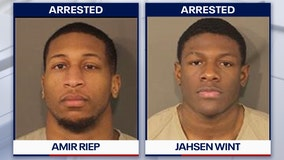 Two Ohio State football players arrested on rape, kidnapping charges