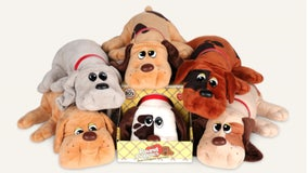 Puppy Love: 'Pound Puppies' coming back in time for Valentine's Day