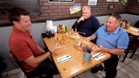 They admit they eat out a lot, and this sandwich shop is why