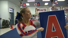 'Blessed to be Bartow:' Polk cheerleading squad lands rare triple crown