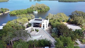 Waterfront hideaway: Unique glass-and-wood Ruskin home to be auctioned