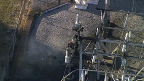 Pinellas substation fire causes large power outage