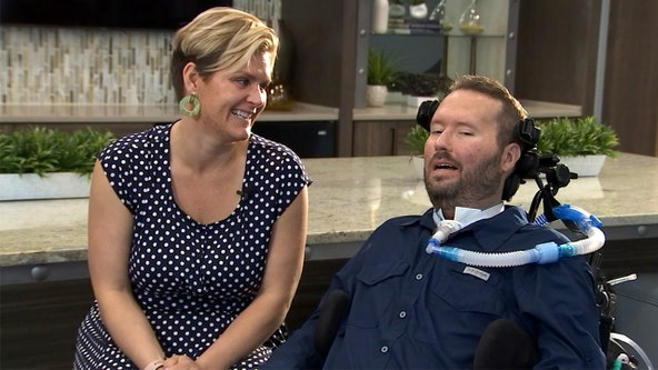 Bradenton couple's love shines through years after ALS diagnosis
