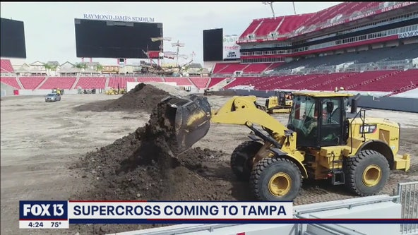 Even more dirt coming to RayJay