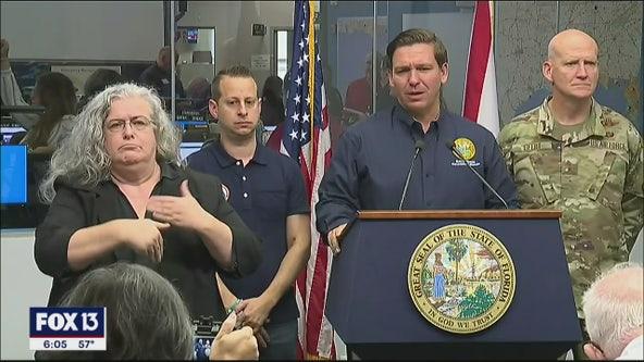 DeSantis says Florida is prepared for coronavirus