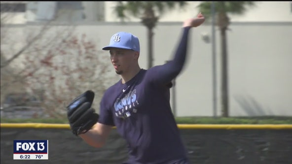 Tampa Bay Rays kick off spring training
