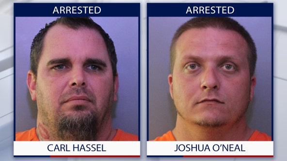 Two X-treme Air & Home Care technicians arrested for exploiting the elderly