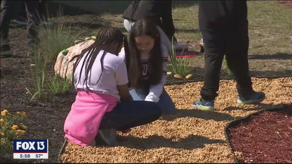 Wimauma students get hands-on learning time