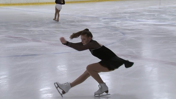 Figure skaters across the country are competing in Oldsmar for the 'Winter Classic'