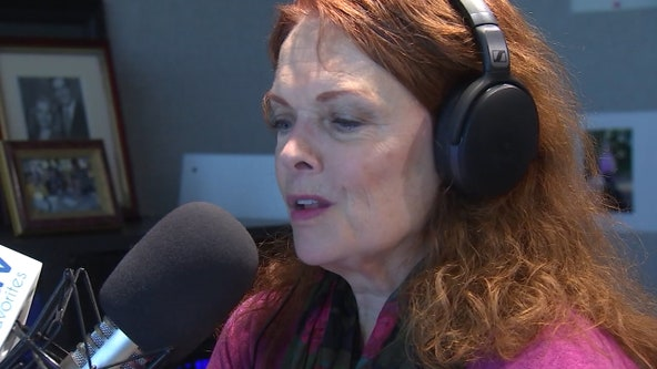 Local radio host Ann Kelly has been on airwaves for decades