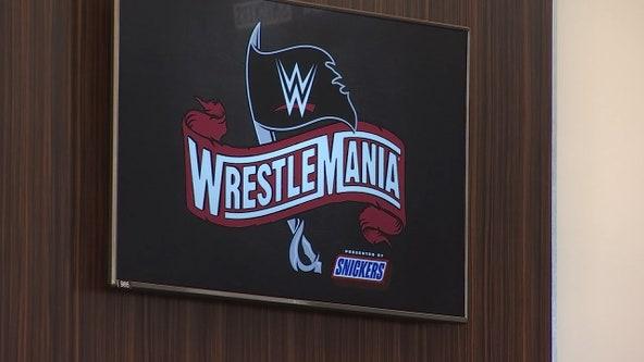 Road to WrestleMania 2020: Tampa preps for massive flock of wrestling fans April 5